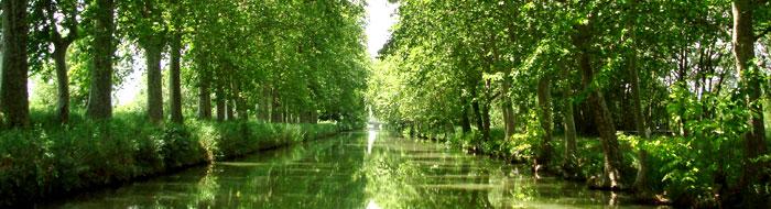 Canal du Midi © Photothèque Hérault Tourisme - Julie-Noclercq